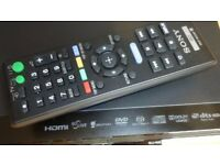 Sony Black 3d Blu Ray Player BDP-S480