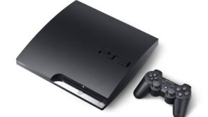 9/10 condition 500gb PlayStation 3 slim for sale