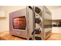 Wolfgang puck pressure over with manuals RRP £200 look@@!!