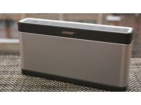 As New Condition Bose soundlink 3.