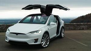 2017 Tesla Model X ou modèle S $ 1200 Code de référence d'escomp