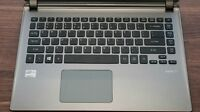 Acer M5 481PT Backlit keyboard and top body cover