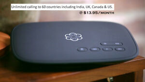 UNLIMITED Worldwide Calling With OOMA @ $13.98 | Mob & Landline