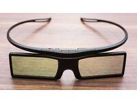 3 x Samsung Active 3D Glasses