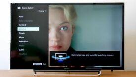 Sony smart TV led kdl48w605 wifi YouTube not Samsung lg