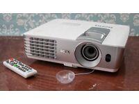 BenQ W1070 DLP 1080p projector