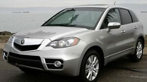 2010 Acura RDX, 81 000 km
