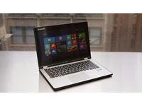 Lenovo Yoga 2 Hybrid laptop.