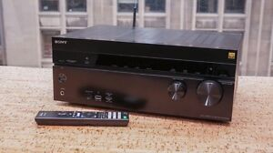 POLK AUDIO FLAGSHIP Home Theater System w/ HD BT WIFI Receiver