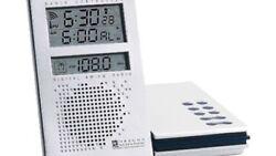 Oregon Scientific Radio Controlled Digital Alarm Clock (NEW)