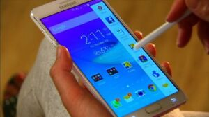 Spécial Special --  Refurbished Samsung Note 4  Seulement 299$