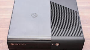 Xbox 360 E (latest edition) with 2 games