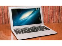MacBook Air 11 inch boxed with accessories