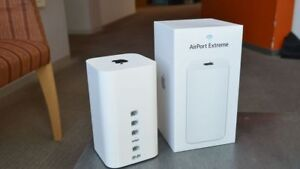 Apple Airport Extreme Tower Router