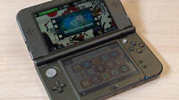 **new** Nintendo 3ds XL black great condition