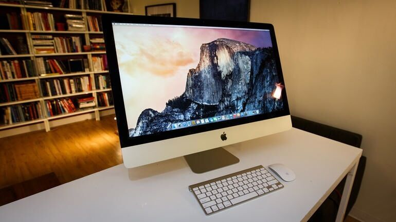 "Apple iMac Slim iMac5K 27 inch i7 Quadcore 4.0 Ghz 16gb Ram 1TB Flash HD Logic9 Adobe FinalCutProXin Camden, LondonGumtree - Contact Darren 07342 744 356 2015 Free Delivery Slim iMac Quadcore 5K Core i7 RUNNING NEW OSX SIERRA Any operating system requested can be installed Yosemite Mountain Lion Mavericks El Capitan 27"" inch Apple iMac for sale 4.0 Ghz, 16gb Ram, 1TB..."