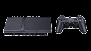 Mini PS2 & Controllers