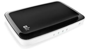 WD My Net N750 Dual-Band Router With 4port Gigabit