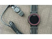 Garmin Forerunner 225 GPS Running Watch with Wrist Based Heart Rate and Colour Display