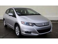 PCO CAR HIRE, PCO RENT, HYBIRD RENT UBER READY RENT HONDA INSIGHT & Prius 2010-2012 From £99 P/W