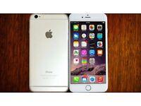 Iphone 6Plus Silver/White 16GB Less than 1 week old £350 ONO Atherton