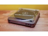 Audio technica AT LP60 record player