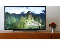 Sony Bravia 40inch led smart tv with box an manuals