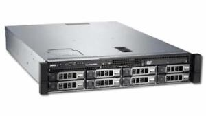 "Dell PowerEdge R520 2U Server Custom Configuration (8x 3.5"" HD Server)"