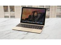 2015, 512Gb SSD Macbook - Gold