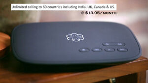 UNLIMITED Worldwide Calling With OOMA @ $13.99 | Mob & Landline