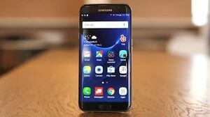 Samsung Galaxy S7 Edge (Black Onyx, 32gb+, Unlocked/Bell)