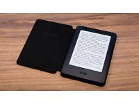 "Manufacturer Refurbished Kindle 6"" Glare-Free Touchscreen Display, Wi-Fi (Black) *UK POSTAGE FREE*"