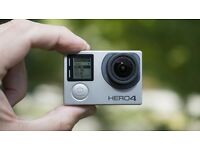 Gopro Hero 4 Black . 4K, Good Condition.