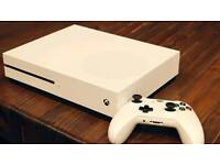 2 month old 1tb Xbox one s 6 games