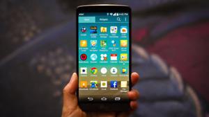 New LG G3 Silver 32gb - Telus and Koodo