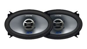 Alpine SPS-46C2 4x6 speakers