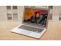 "13"" Apple MacBook Air 1.7Ghz Core 8GB 250SSD Logic Pro X Microsoft Office Suite Native Massive"