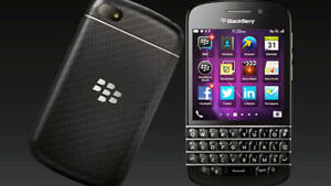 Like New Blakcberry Q10 Global Unlocked FREE DROP OFF