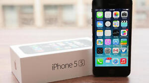 MINT LIKE NEW IN BOX IPHONE 5S 16GB LOCKED TO CARRIER
