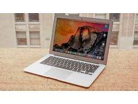 "13"" Apple MacBook Air 1.6Ghz Core i5 8GB 128SSD Logic Pro X Microsoft Office Suite Native Massive"