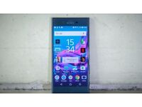 SONY XPERIA XZ BLUE 3 WEEK OLD GOOD CONDITION ON VODAPHONE