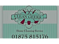 Cleaning Services for Edinburgh to Dunbar