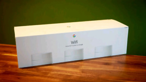 Google Wifi Whole House Mesh System
