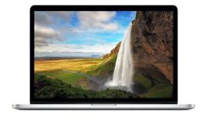 !!Macbook Pro 15 retina intel core i7 / 8g/ 256g ssd  1199$