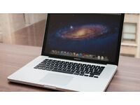 "MacBook Pro 15"" (2012) - 330GB / 4GB RAM / i5 / GOOD CONDITION"