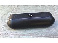 BEATS Pill+ Portable Bluetooth Wireless Speaker - Black