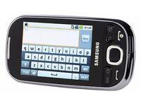 Brand New Samsung Galaxy Europa GT-i5500 Mobile Phone On Three