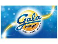 The Grand Weekend at Gala Bingo
