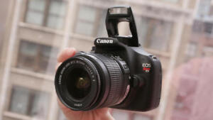 CANON EOS REBEL T5 KIT - TODAY ONLY