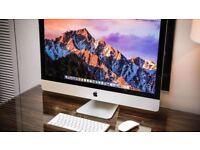 "Apple iMac 27"" Slim with warranty AutoCAD/Maya/InDesign/Dreamweaver/Ilustrator i5@ 2.9Ghz 8GB 1TB HD"